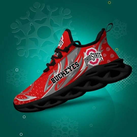 Ohio State Buckeyes clunky max soul shoes - LIMITED EDITION