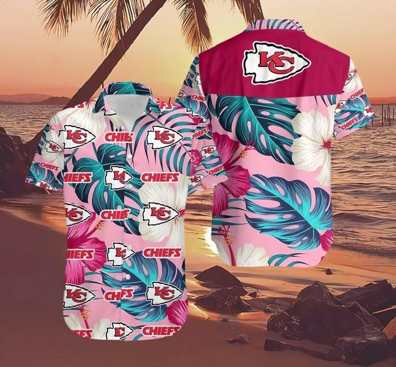 Kansas City Chiefs NFL Hawaiian Shirt