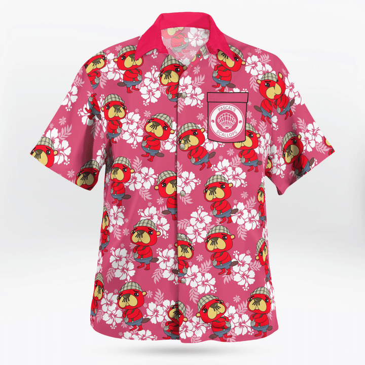 Pascal hawaiian shirt - LIMITED EDITION