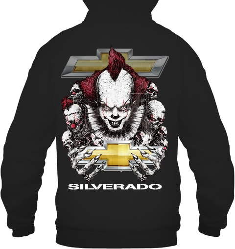 Pennywise Silverado 3d Hoodie And Shirt - LIMITED EDITION