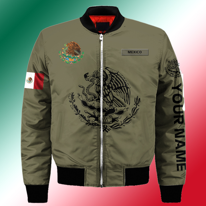 [HOT TREND] Personalized Mexican Mexico 3D All Over Printed Unisex Hoodie - Hothot 070921