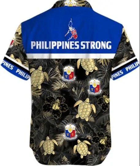 [HOT TREND] Philippines Floral Short Sleeve Hawaiian Shirt  – Hothot 080921