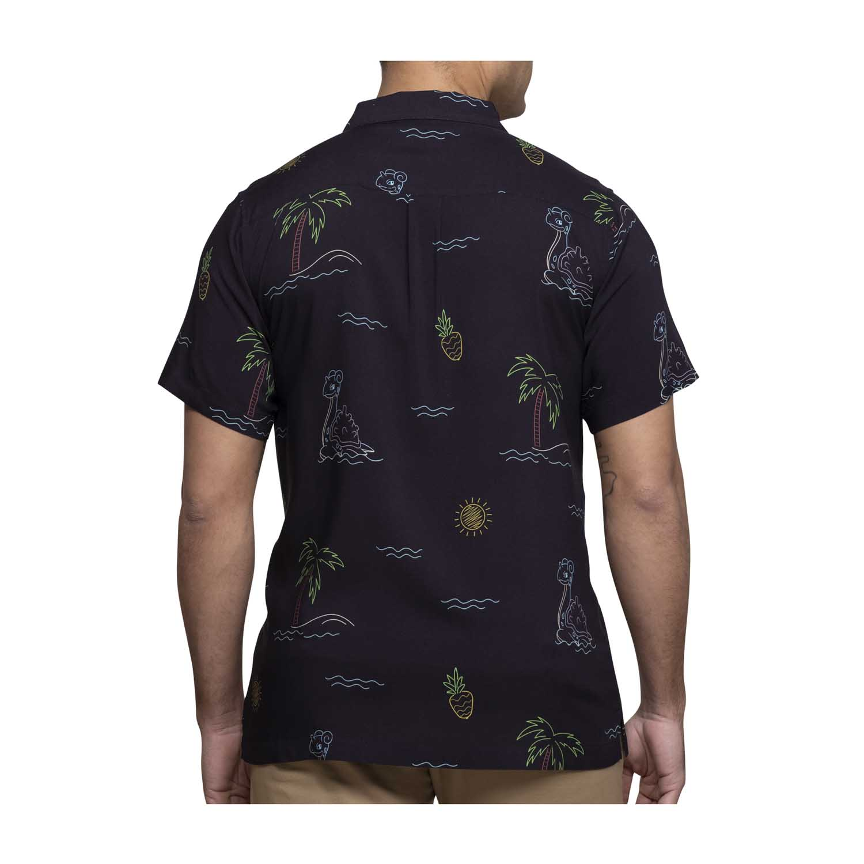 Pokémon Tropical Lapras Neon hawaiian shirt - LIMITED EDITION