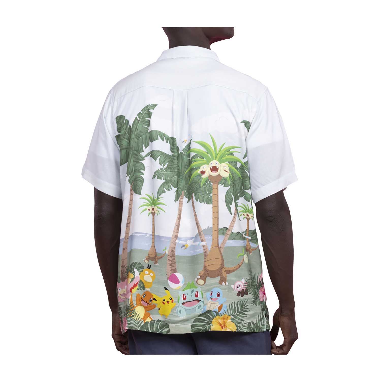 Pokémon tropical party hawaiian shirt - LIMITED EDITION