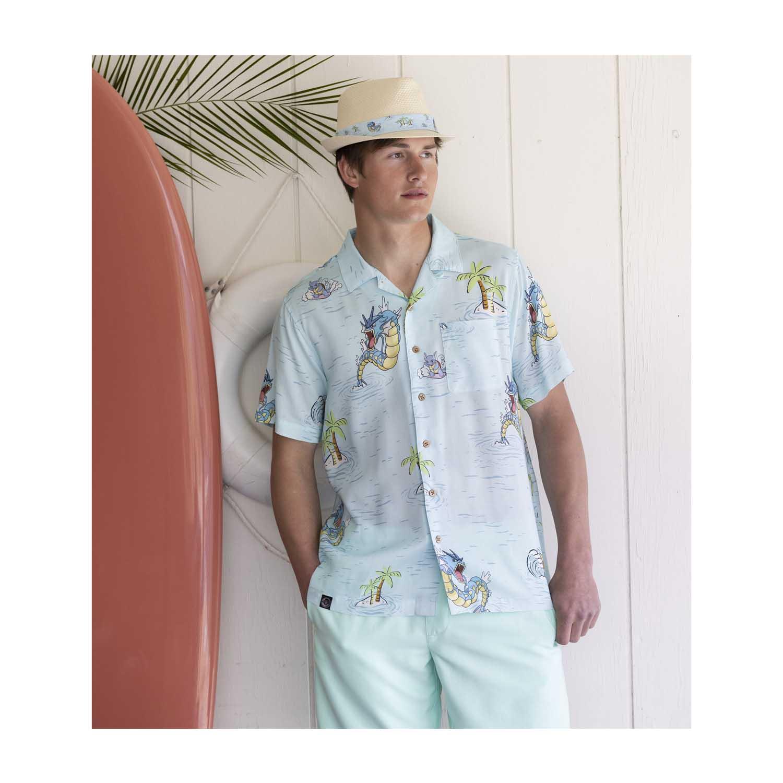 Pokémon tropical sea surfing hawaiian shirt - LIMITED EDITION