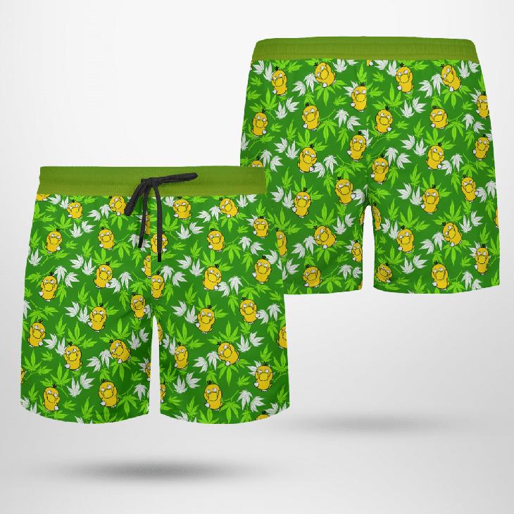 Psyduck tropical hawaiian shirt - LIMITED EDITION