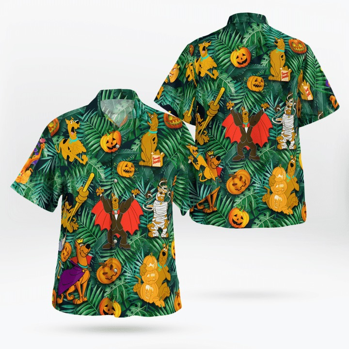 Scooby Doo I've been ready for halloween since last hawaiian shirt