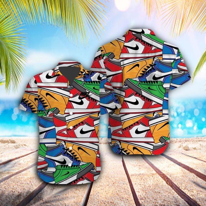 Sneaker Match Hawaiian Shirt and short - BBS