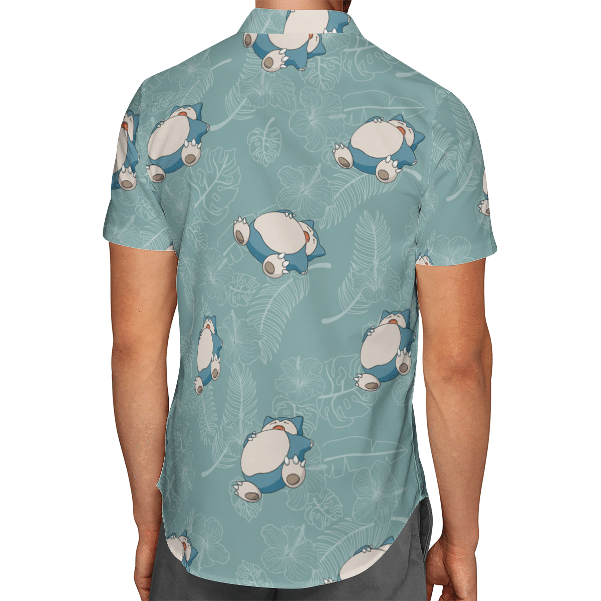 Snorlax hawaiian shirt - LIMITED EDITION