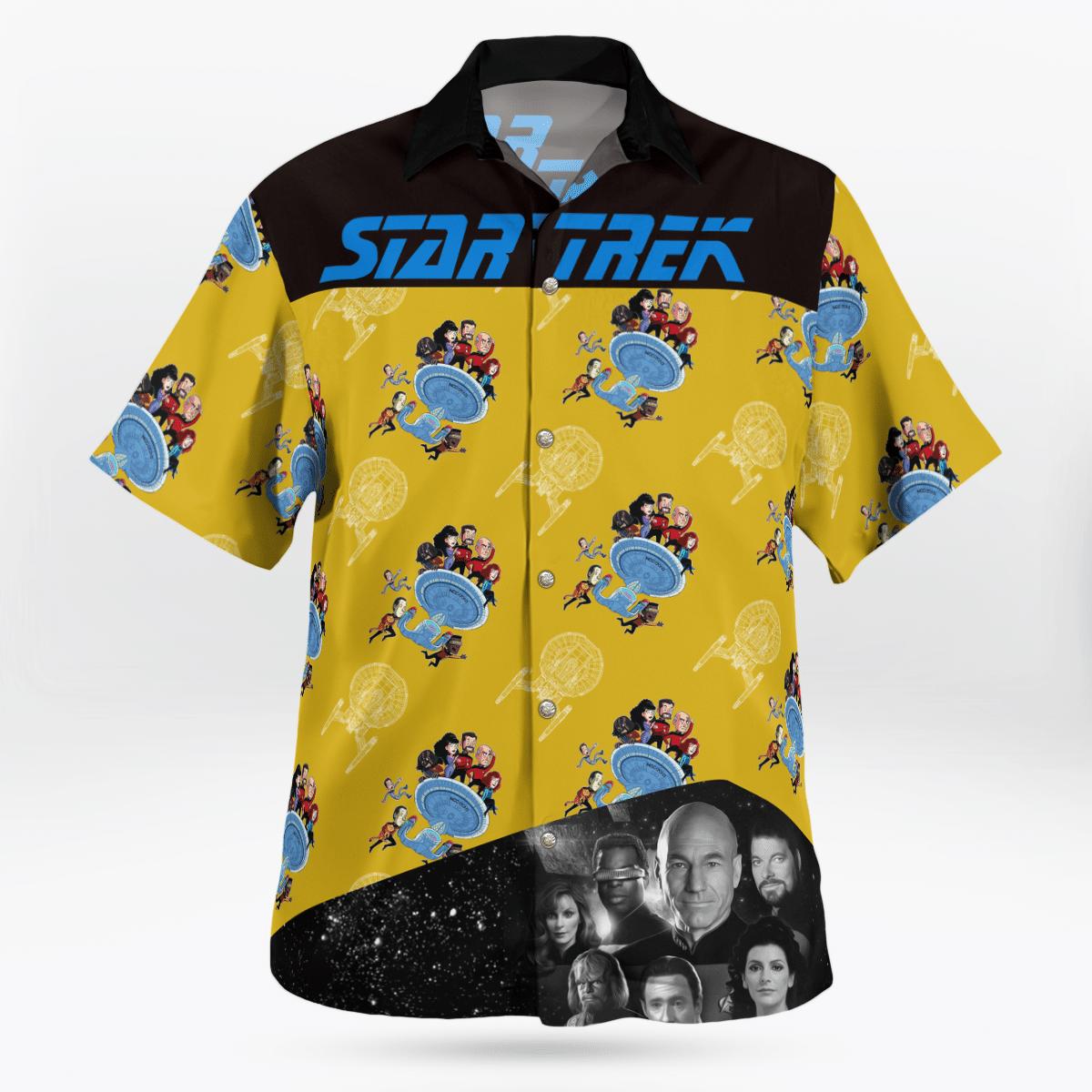Star Trek operation hawaiian shirt - LIMITED EDITION