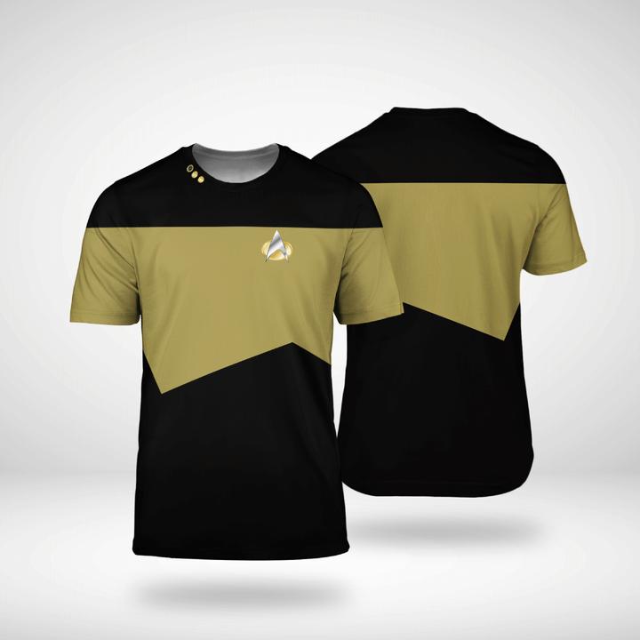 Star trek tng chief engineer shirt
