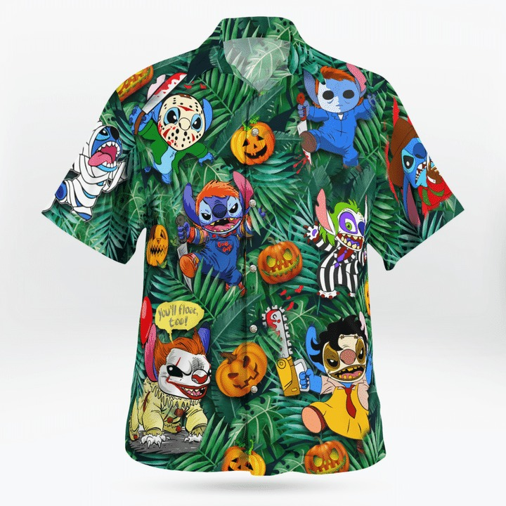 [HOT TREND] Stitch tis the season to be scared halloween shirt – Hothot 060921