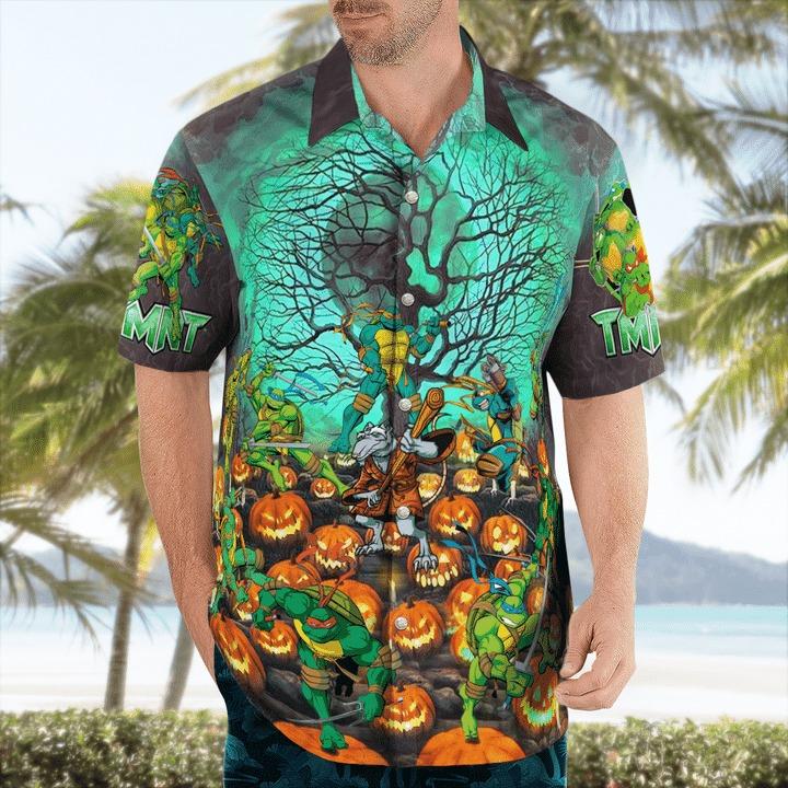 [HOT TREND] This is my human costume i'm actually a TMNT halloween hawaiian shirt – Hothot 060921