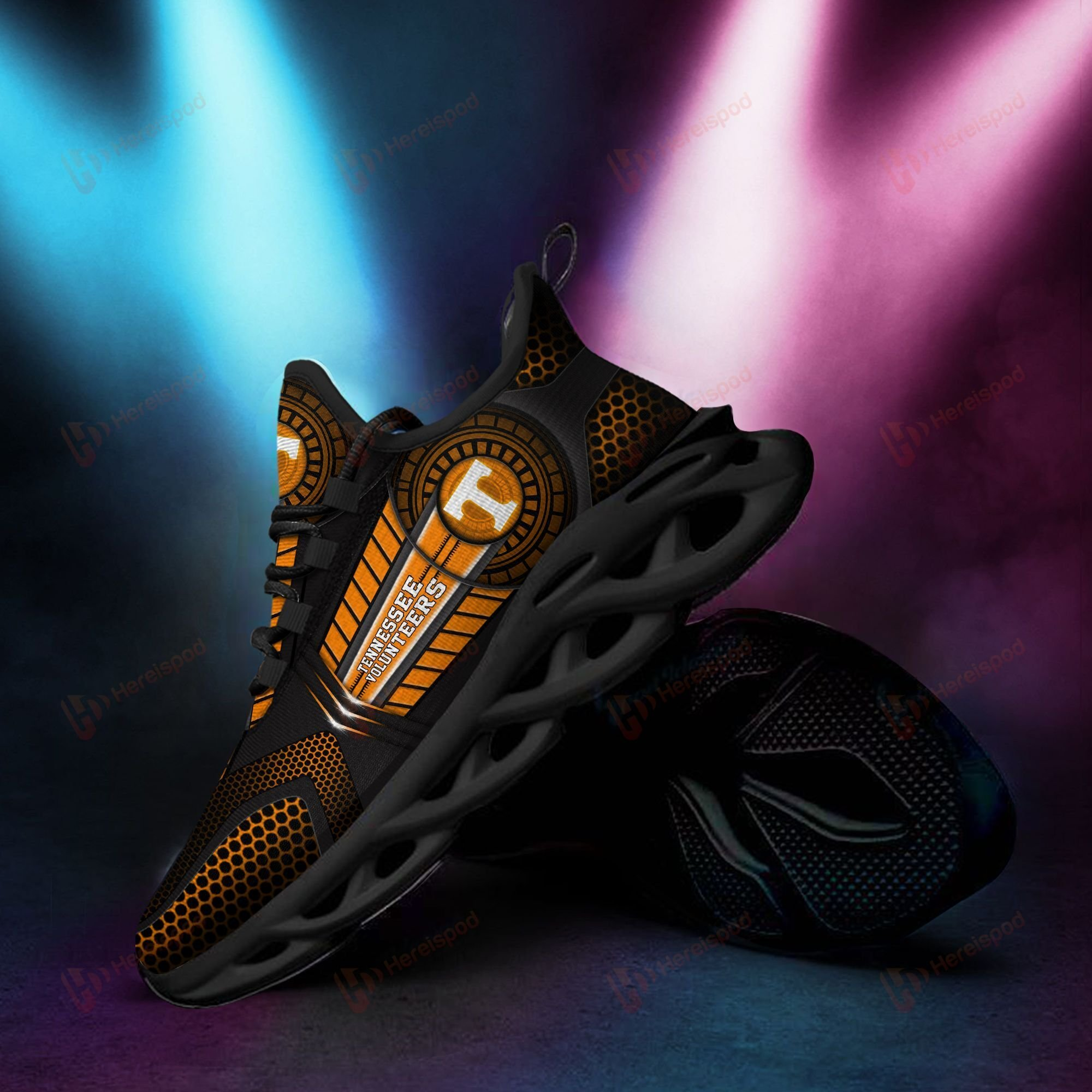 Tennessee volunteers clunky max soul shoes - LIMITED EDITION