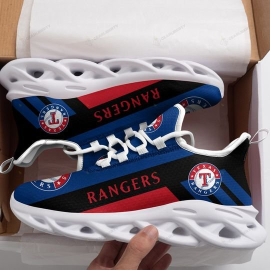 Texas rangers max soul clunky shoes - LIMITED EDITION