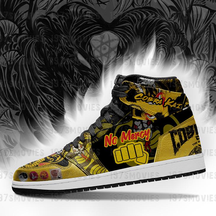 The Karate Kid Cobra Kai Air Jordan 13 Shoes - LIMITED EDTION