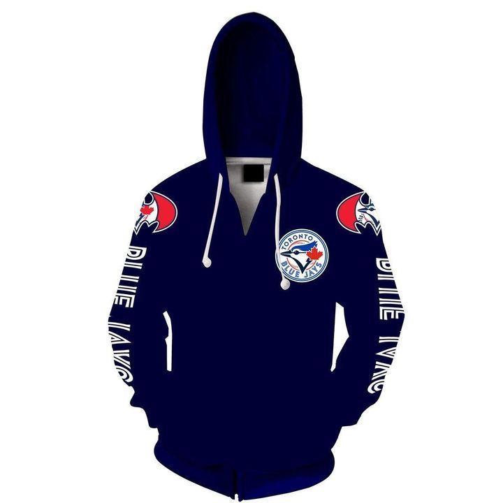 Toronto blue jays hoodie - LIMITED EDITION