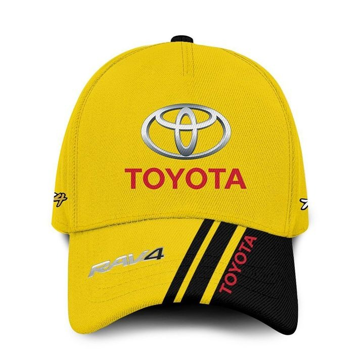 Toyota Rav4 Logo Classic Cap - Hothot 100921