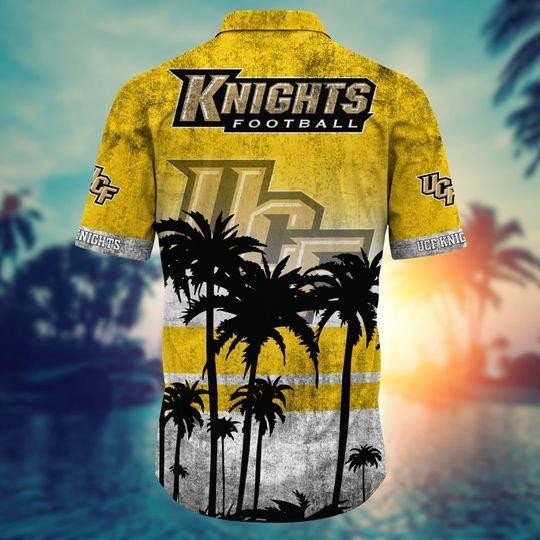 UCF Knights Hawaiian Shirt -BBS