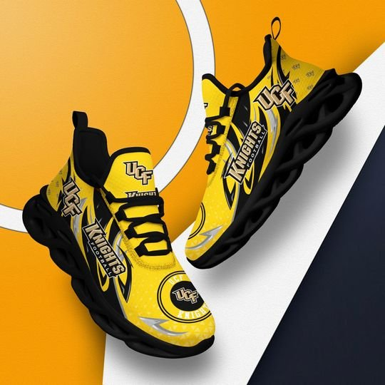 UCF Knights football clunky max soul shoes - LIMITED EDITION