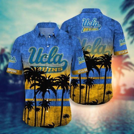 UCLA Bruins Hawaiian Shirt -BBS