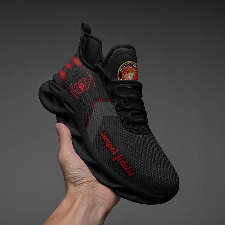 US marine max soul shoes customized rank - Hothot 070921
