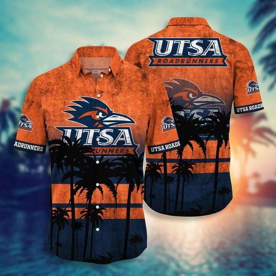 UTSA Roadrunners Hawaiian Shirt -BBS