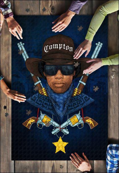 Eazy-E Jigsaw Puzzle