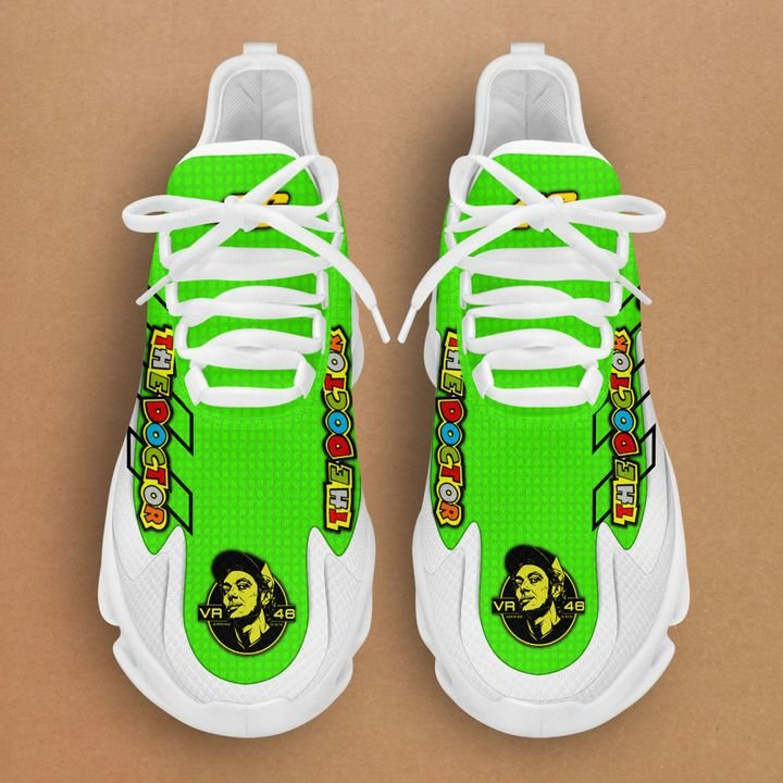 VR46 the doctor clunky max soul shoes - LIMITED EDITION