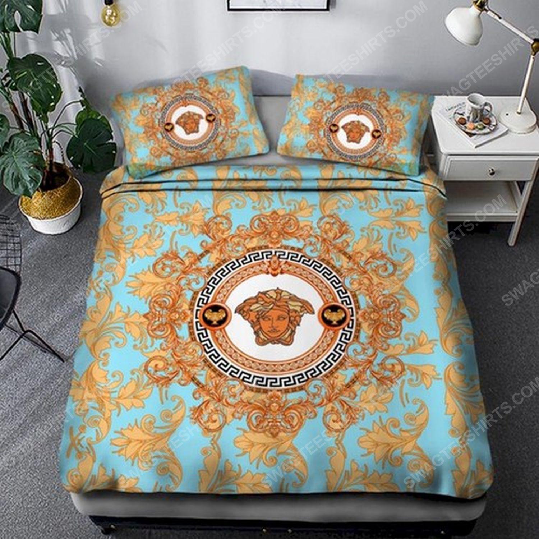 Versace clasic full print duvet cover bedding set 1
