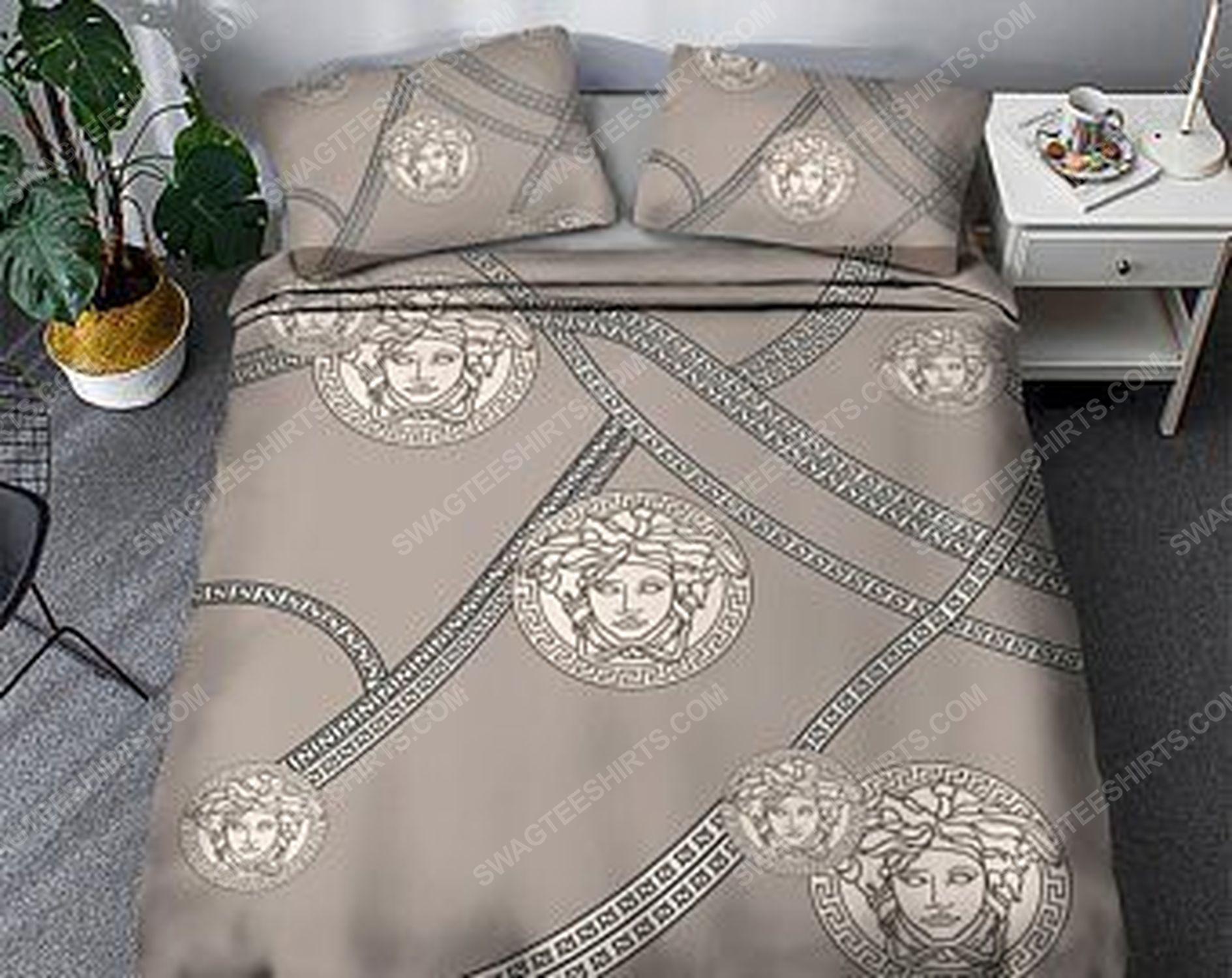 Versace luxury version full print duvet cover bedding set 1