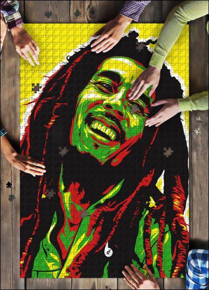 Bob Marley Jigsaw Puzzle