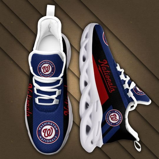 Washington nationals max soul clunky shoes2