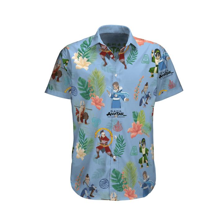 Water tribe hawaiian shirt - LIMITED EDITION