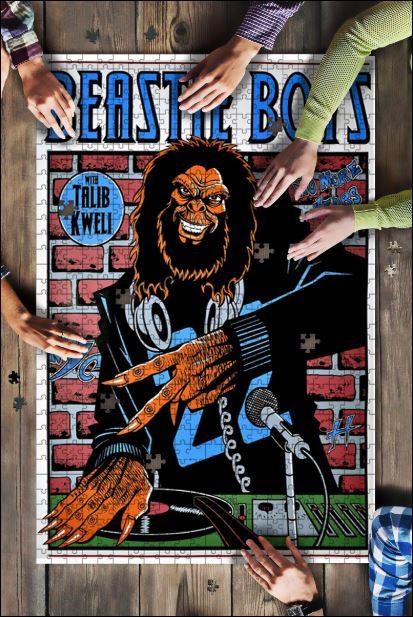 Beastie Boys Jigsaw Puzzle