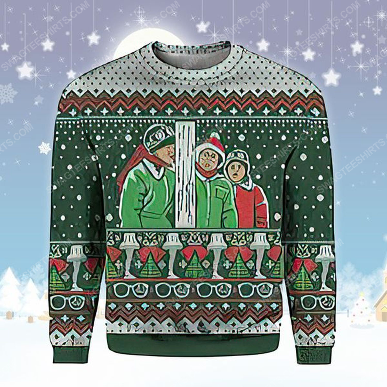 A christmas story ugly christmas sweater