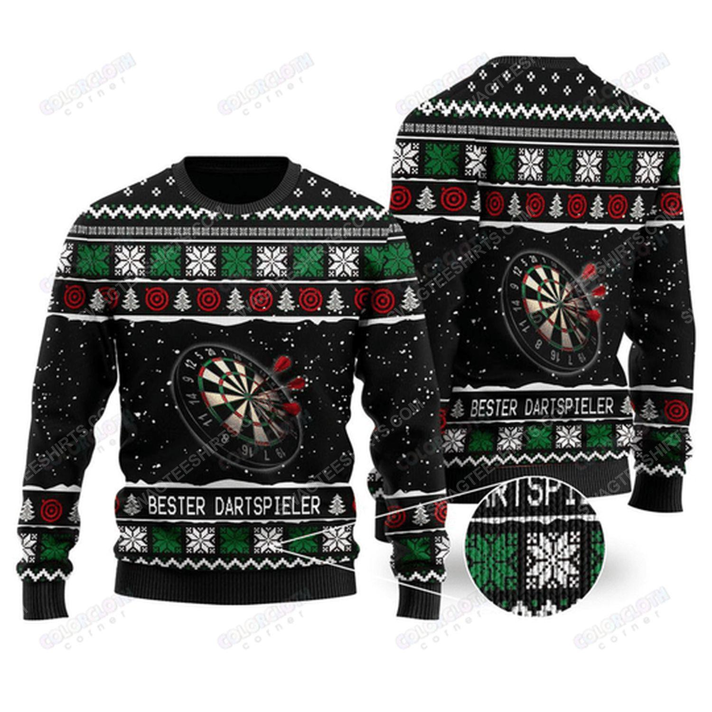 Bester dark spieler ugly christmas sweater