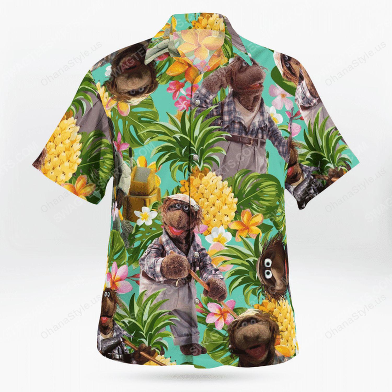 The muppet show beauregard hawaiian shirt