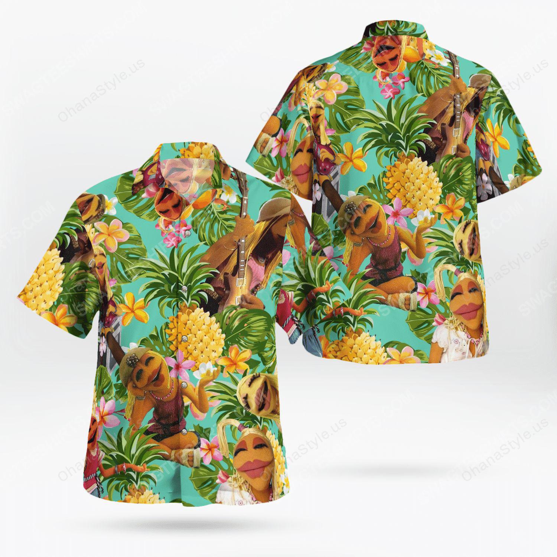 The muppet show janice hawaiian shirt