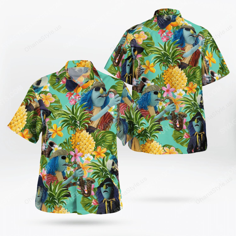 The muppet show zoot hawaiian shirt